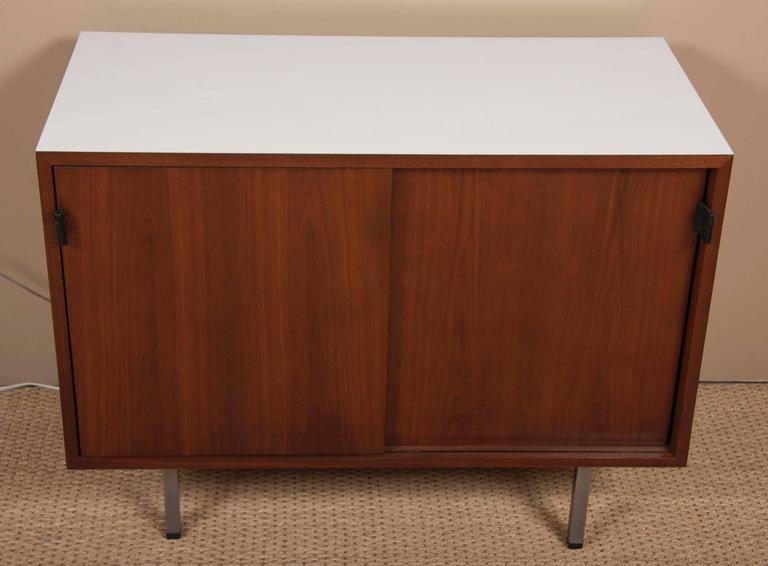 Pair of florence knoll for knoll cabinets at 1stdibs for Knoll and associates