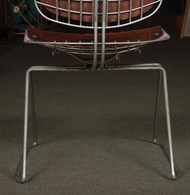 Set of Eight Beaubourg Chairs Designed by Michel Cadestin and Georges Laurent For Sale 2