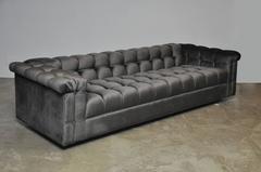 """Dunbar """"Party Sofa"""" by Edward Worley, Model 7160"""