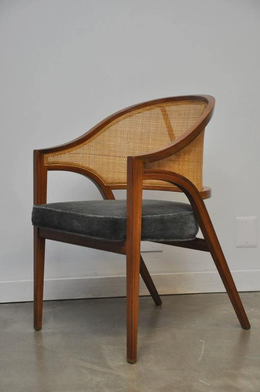 "Dunbar ""Y-Back Captain Chair"" by Edward Wormley 4"