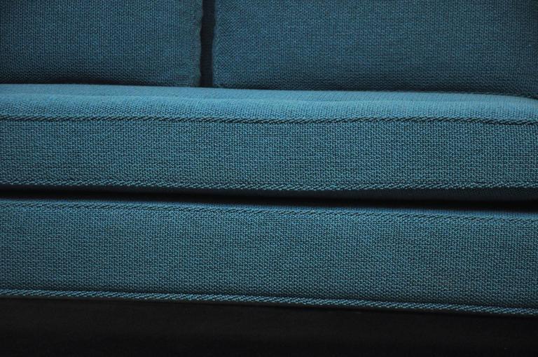 Dunbar Brass Leg Sofa by Edward Wormley For Sale 2