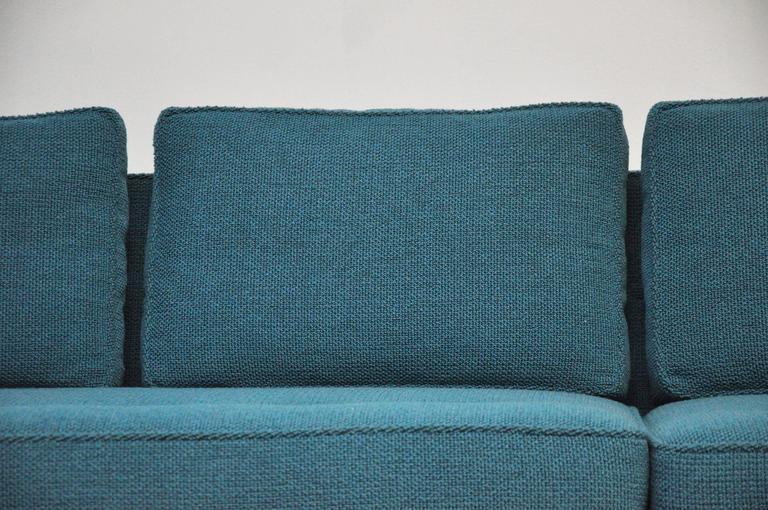 Dunbar Brass Leg Sofa by Edward Wormley For Sale 3