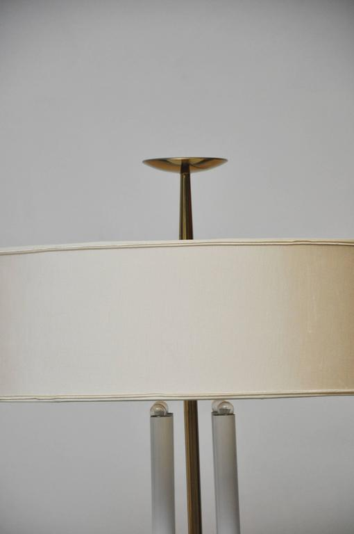 Tommi Parzinger For Stiffel Brass Table Lamps For Sale At 1stdibs
