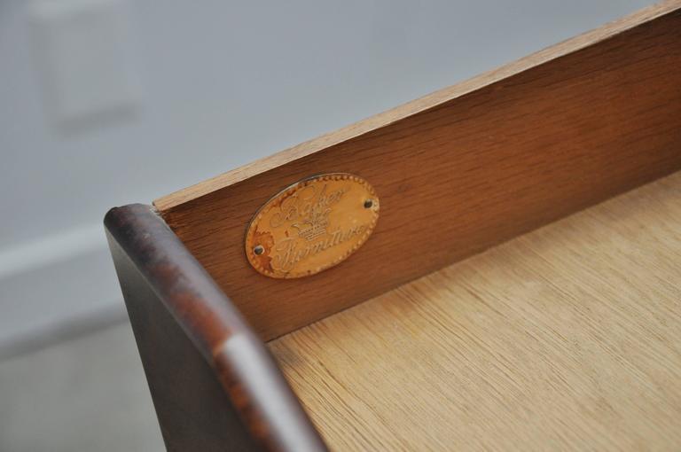 20th Century Finn Juhl Walnut Sideboard For Sale