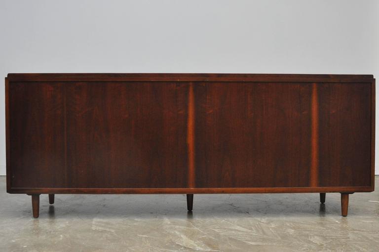 Finn Juhl Walnut Sideboard For Sale 1