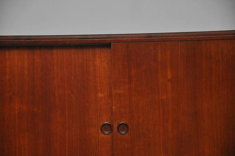 Finn Juhl Walnut Sideboard For Sale 3