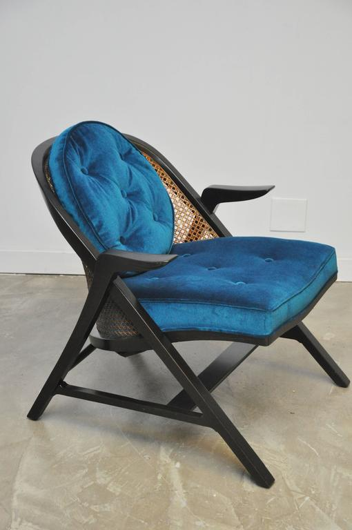 20th Century Dunbar 5700a Lounge Chair by Edward Wormley For Sale