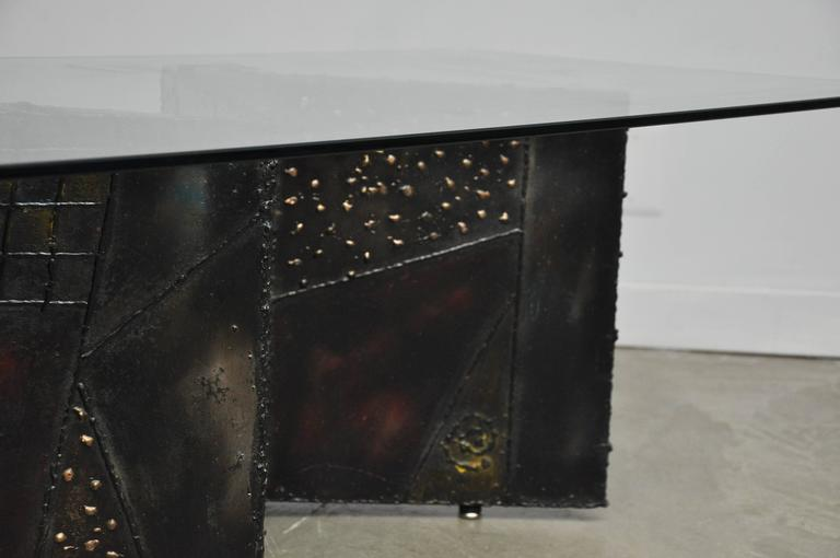 Paul Evans Zig Zag Coffee Table In Excellent Condition For Sale In Chicago, IL