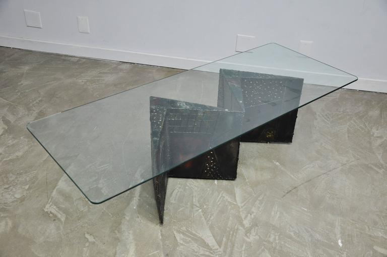 Paul Evans Zig Zag Coffee Table For Sale 3