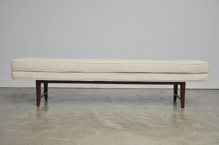 Janus Bench by Edward Wormley for Dunbar 2