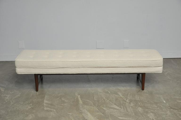 Janus Bench by Edward Wormley for Dunbar 3