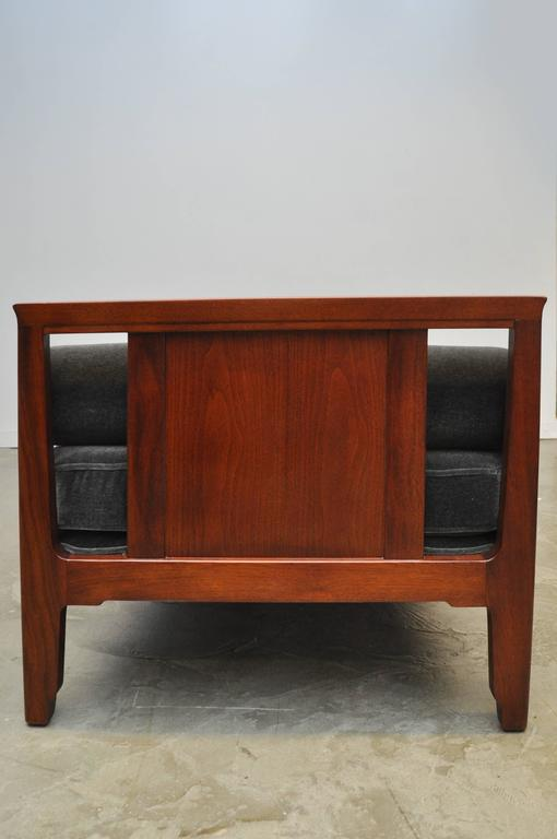 Mid-Century Modern Dunbar Janus Daybed Sofa by Edward Wormley For Sale