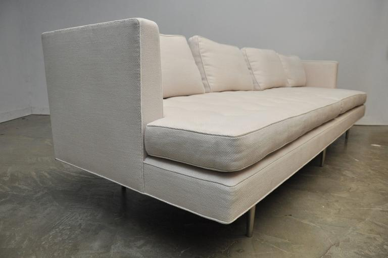 Classic Dunbar Sofa by Edward Wormley For Sale 2