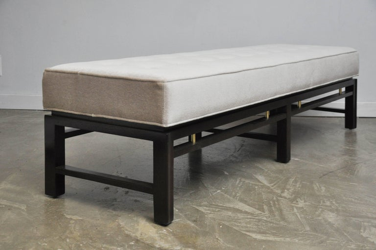 20th Century Dunbar Bench by Edward Wormley For Sale