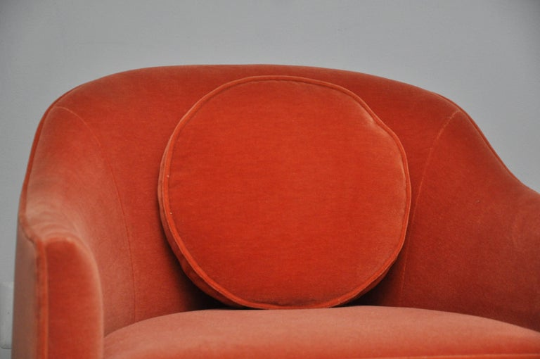 American Harvey Probber Swivel Chairs For Sale