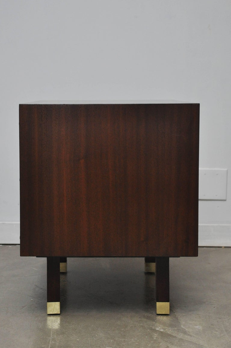 20th Century Harvey Probber Nightstand End Table For Sale