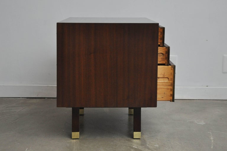 Harvey Probber Nightstand End Table For Sale 2