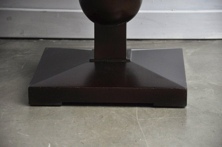 Dunbar Occasional Side Table by Edward Wormley In Excellent Condition For Sale In Chicago, IL