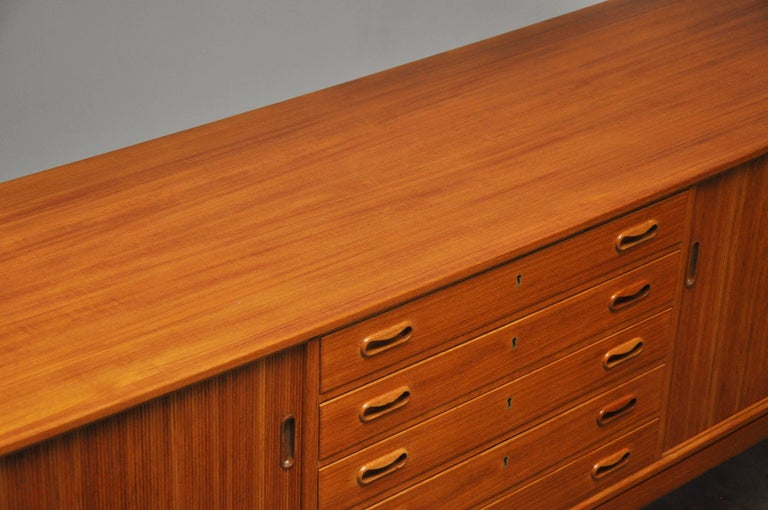 Ole Wanscher Teak Credenza For Sale 2