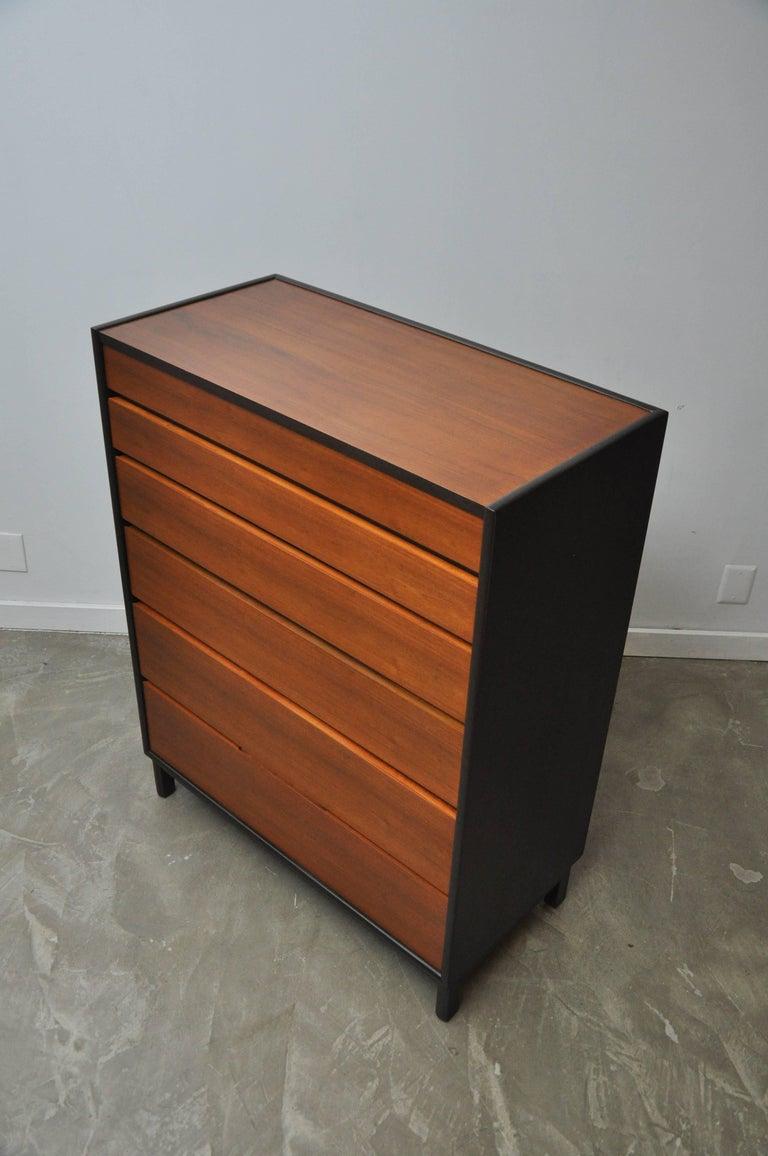 American Dunbar Tall Six-Drawer Dresser by Edward Wormley For Sale