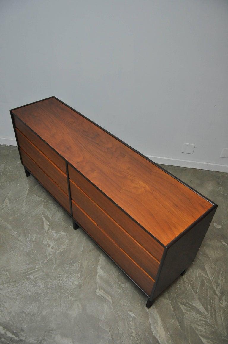 Mid-20th Century Dunbar Six-Drawer Dresser by Edward Wormley For Sale