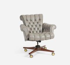 Dunbar Executive Desk Chair by Edward Wormley
