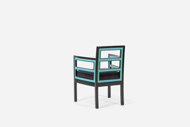 American Eero Saarinen Art Deco Armchair For Sale
