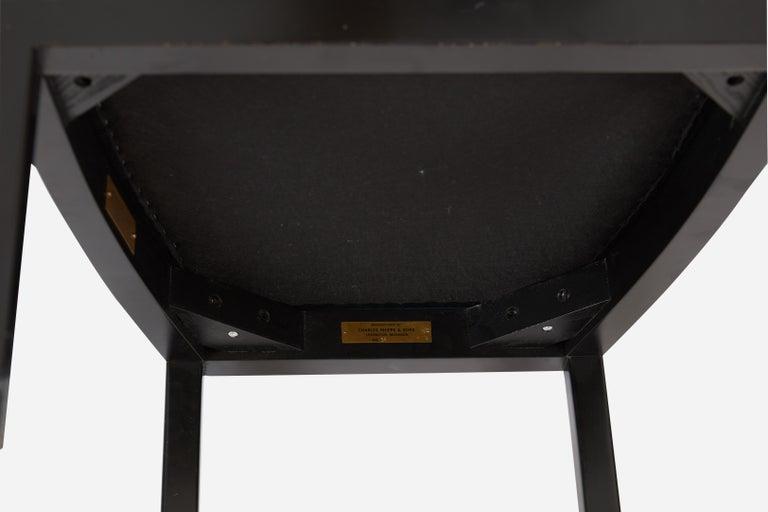 Mohair Eero Saarinen Art Deco Armchair For Sale
