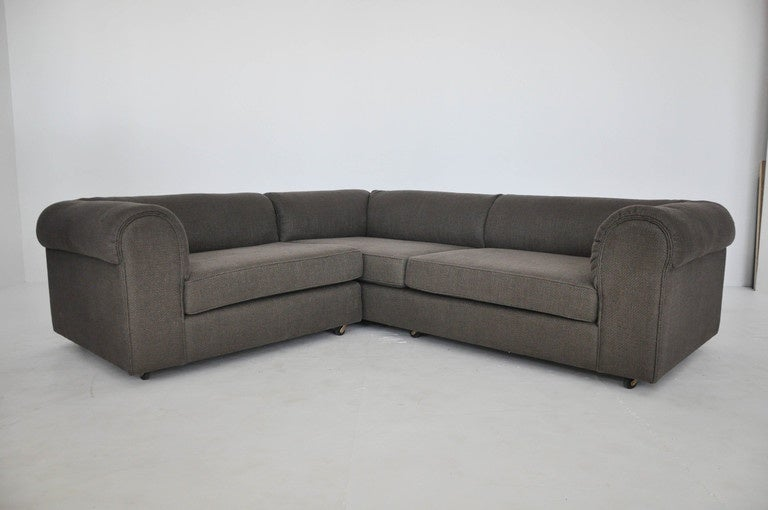 "Dunbar ""Harlow"" Sectional Sofa by Edward Wormley 5"