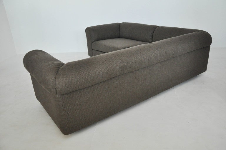 "Dunbar ""Harlow"" Sectional Sofa by Edward Wormley 7"
