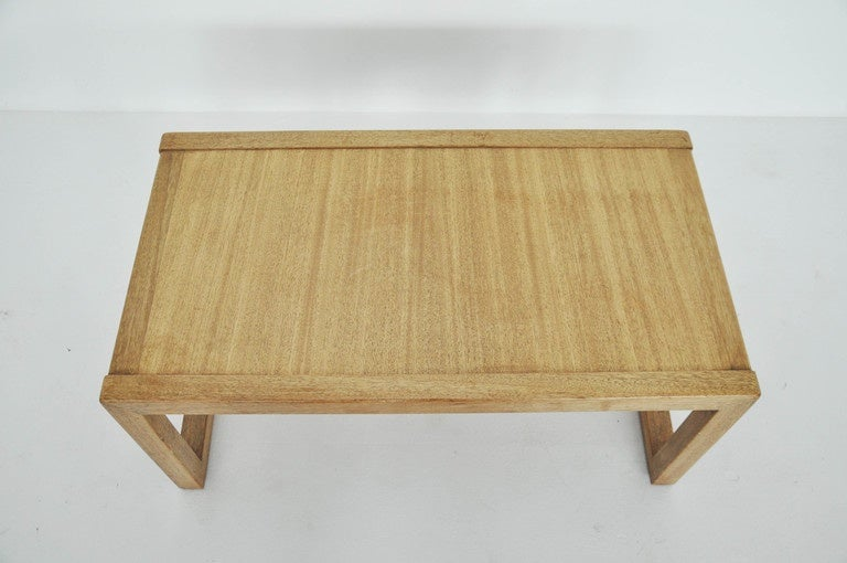 American Early Dunbar Coffee Table by Edward Wormley For Sale