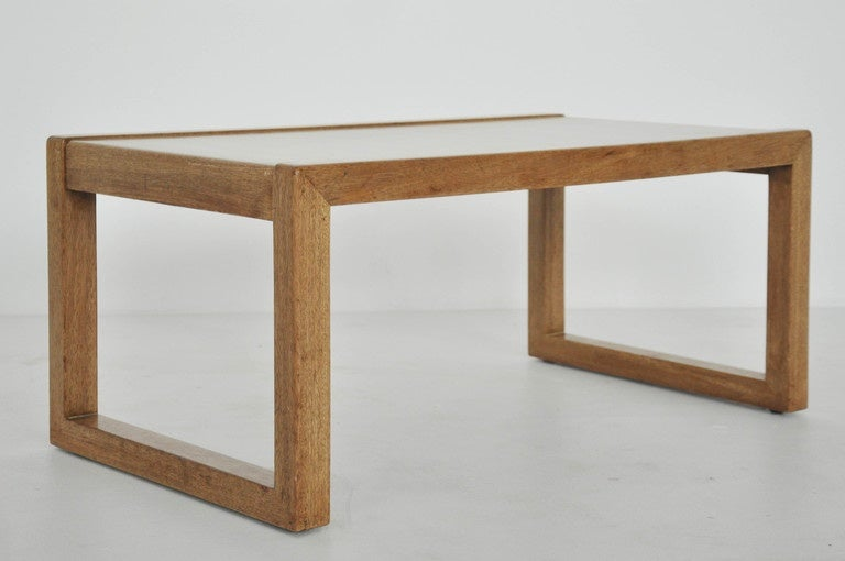 20th Century Early Dunbar Coffee Table by Edward Wormley For Sale