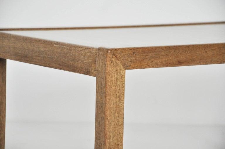 Early Dunbar Coffee Table by Edward Wormley For Sale 1