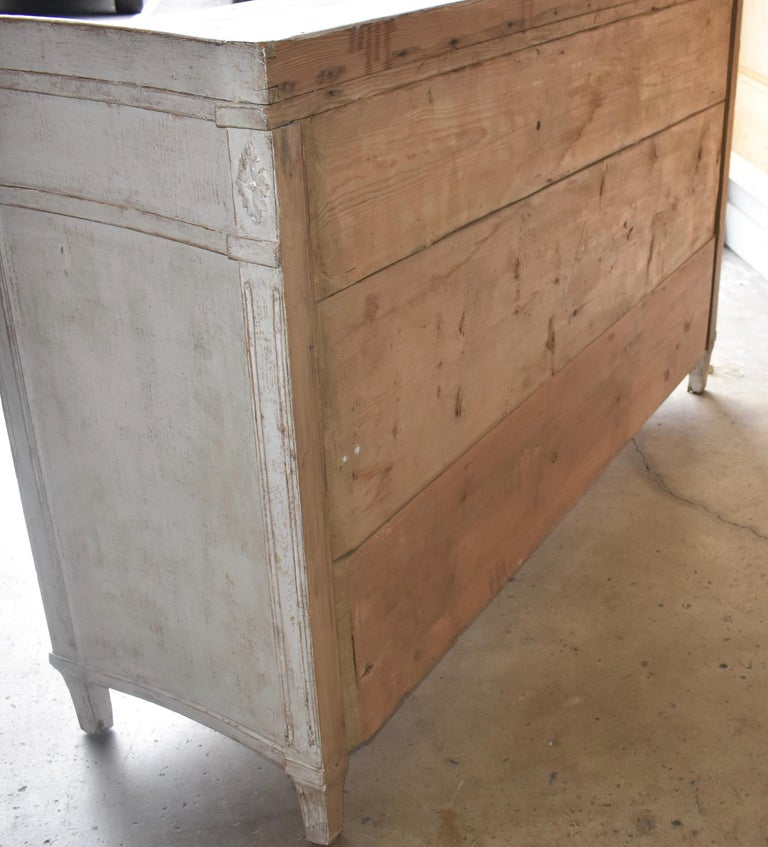 Early 19th Century Swedish Sideboard For Sale 9