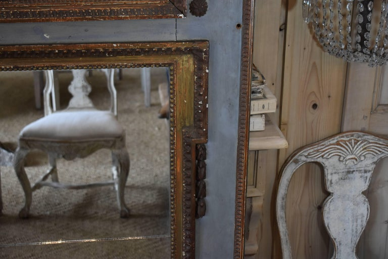 Early 19th Century French Trumeau, Paris, France For Sale 10