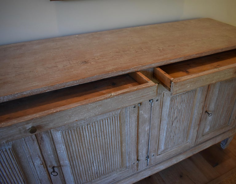 19th Century Swedish Sideboard For Sale 1