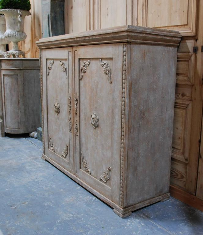 19th Century Swedish Carved Sideboard For Sale 6