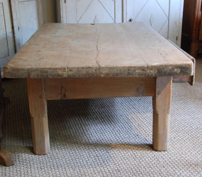 18th Century Swedish Coffee Table For Sale 3