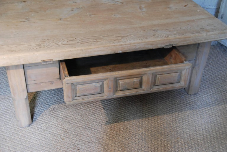 18th Century Swedish Coffee Table For Sale 5