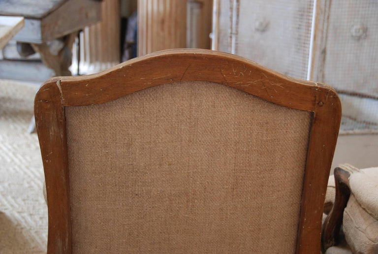 Pair of 19th Century French Bergère Chairs For Sale 6