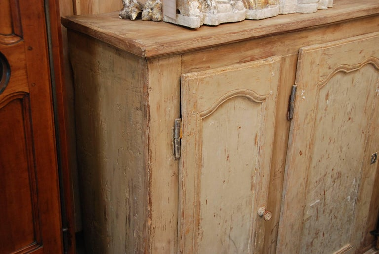 19th Century French Painted Enfilade For Sale 1