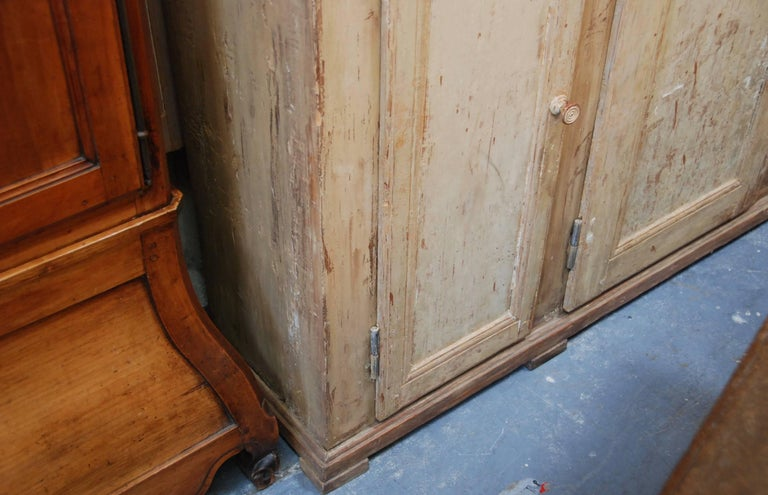 19th Century French Painted Enfilade For Sale 2