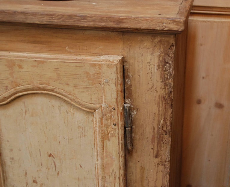19th Century French Painted Enfilade For Sale 5