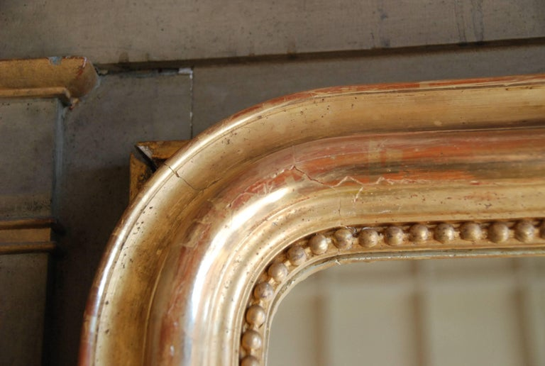 19th Century French Louis Philippe Mirror For Sale 6