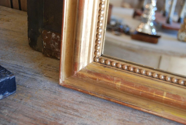 19th Century French Louis Philippe Mirror For Sale 4