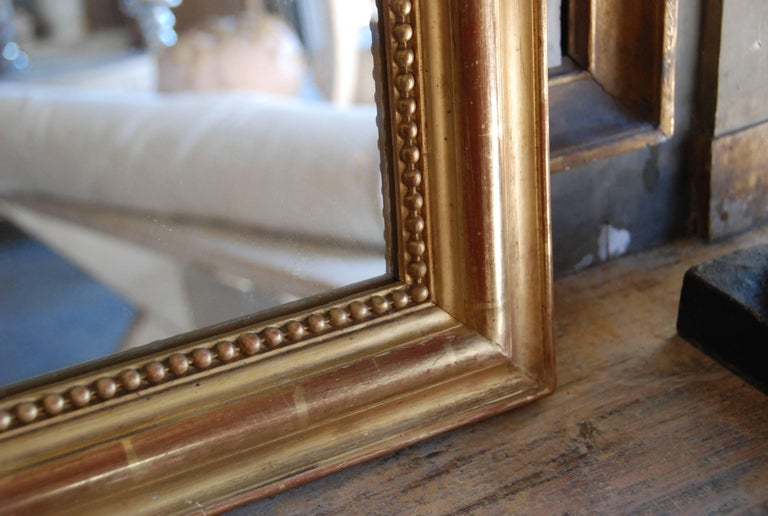 19th Century French Louis Philippe Mirror For Sale 5