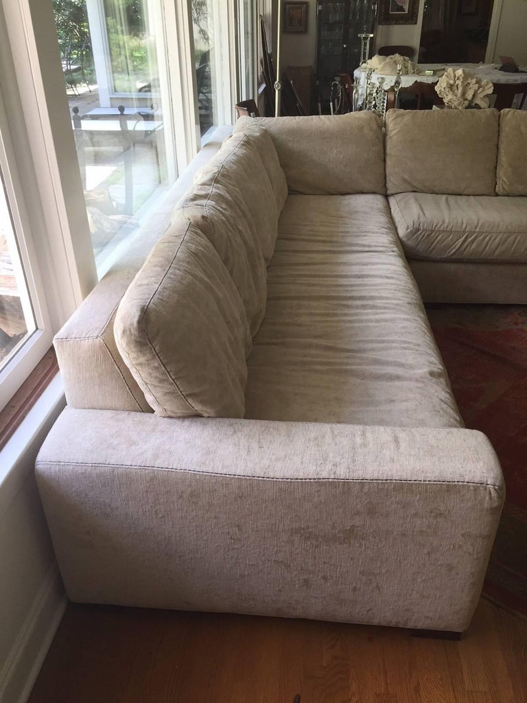 Mid Century Modern Low Slung And Y Huge Sectional Sofa By Lee Industries For