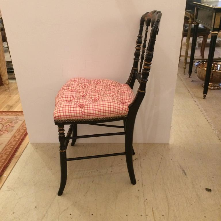 Superb Hand Painted Antique Oblong Dining Set With Eight Chairs At 1stdibs
