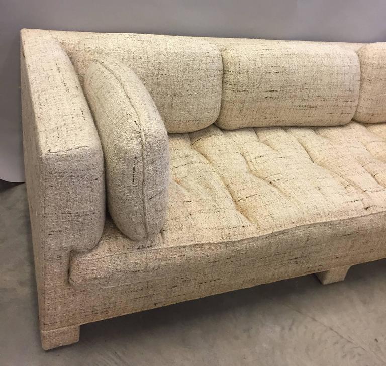 Original Fabulous Billy Baldwin Vintage Sofa At 1stdibs
