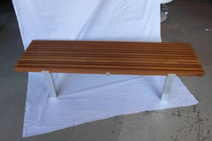 Modernica Modern Slat Bench